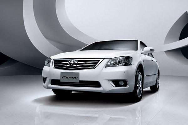 Toyota_Camry_2.4 G 尊貴版
