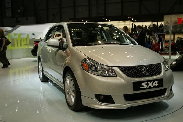 Suzuki_SX-4 Sedan_GL
