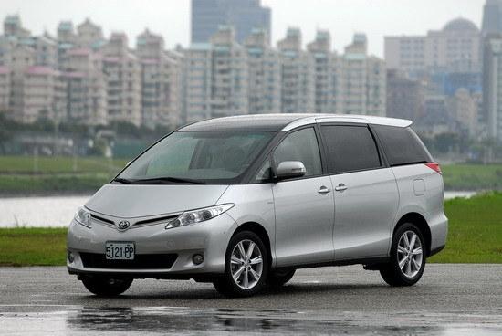 Toyota_Previa_3.5 旗艦版