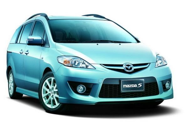 Mazda_5_2.0尊貴型七人座
