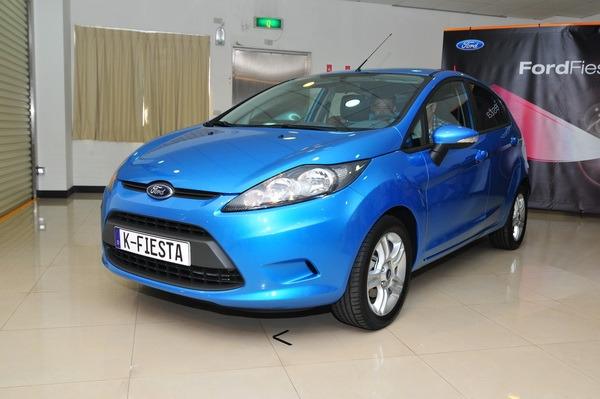 Ford_Fiesta_1.4時尚版