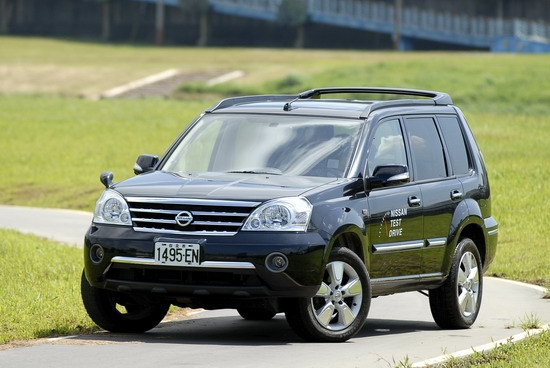 Nissan_X-Trail_2.5 2WD尊貴型