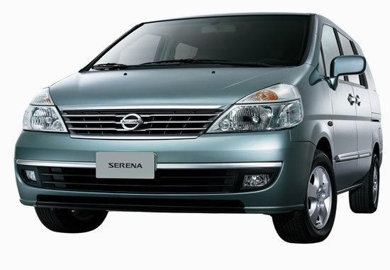 Nissan_Serena_標準型8人座