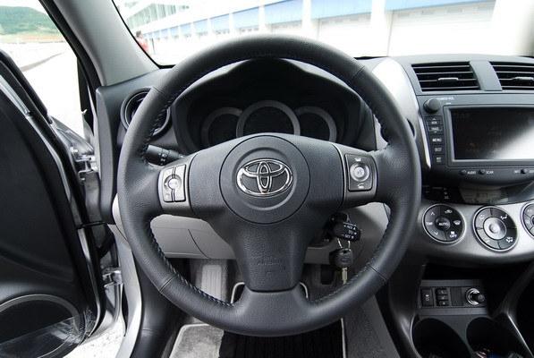 Toyota_RAV4_2.4 E天窗
