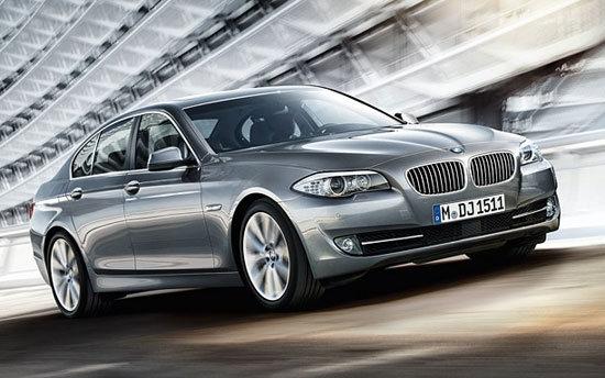 BMW_5-Series Sedan_530d