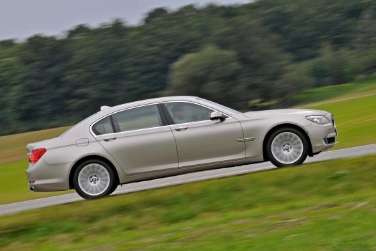 BMW_7-Series_740Li四座豪華版