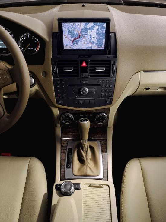 M-Benz_C-Class Sedan_C220 CDI Classic
