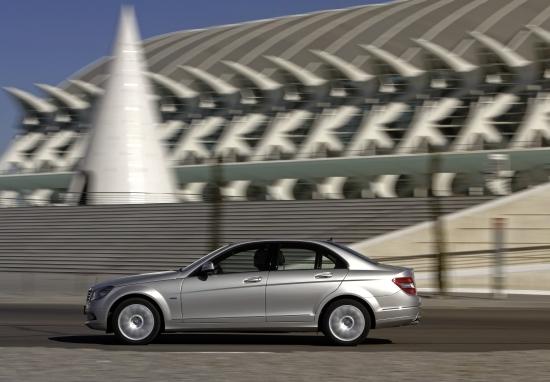 M-Benz_C-Class Sedan_C200 CGI Classic
