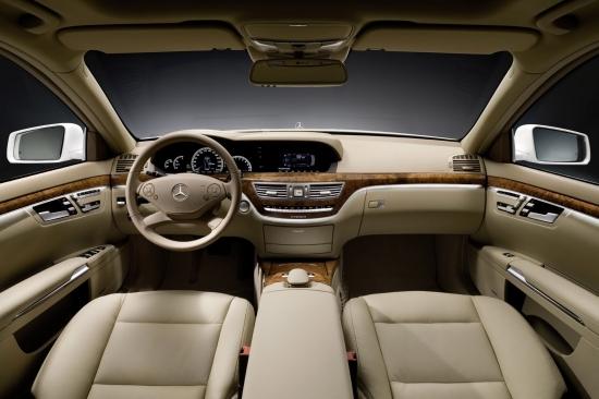 M-Benz_S-Class_S400 Hybrid L