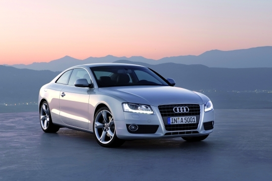 Audi_A5 Coupe_3.2 FSI quattro