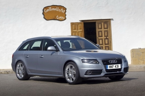 Audi_A4 Avant_2.0 TFSI