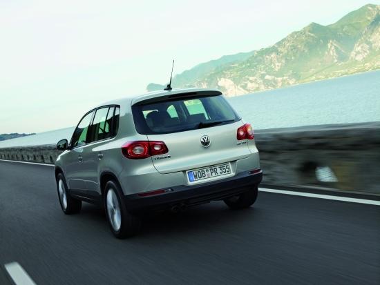 Volkswagen_Tiguan_2.0 TSI Trend & Fun(影音版)