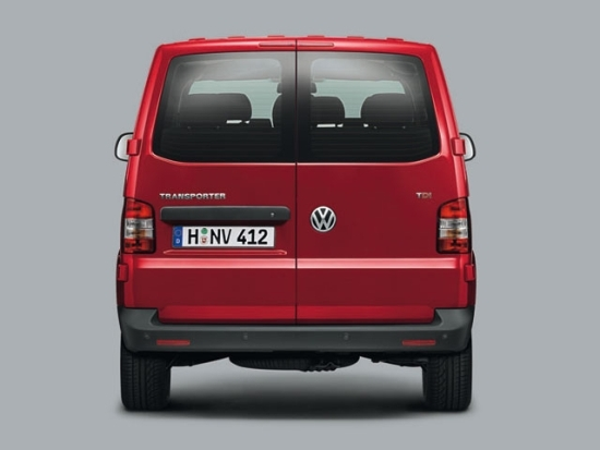 Volkswagen_Kombi_2.0 TDI 客車