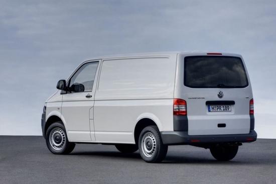 Volkswagen_Kombi_2.0 TDI 貨車