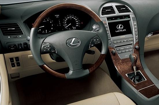 Lexus_ES_350 頂級版