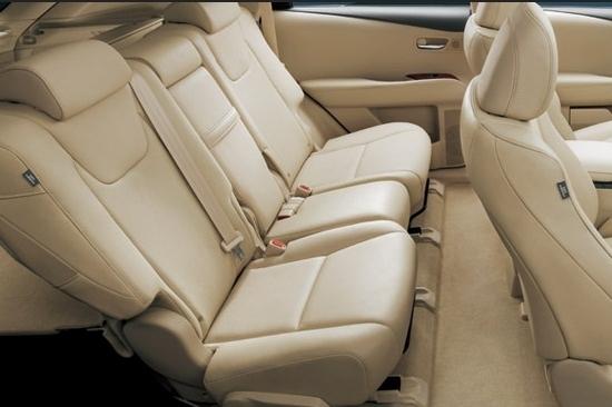 Lexus_RX_350豪華版