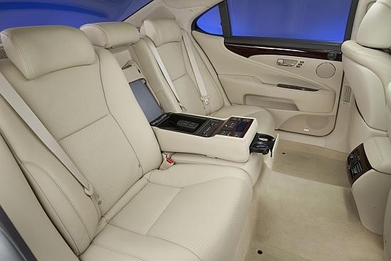 Lexus_LS_460L長軸尊榮型