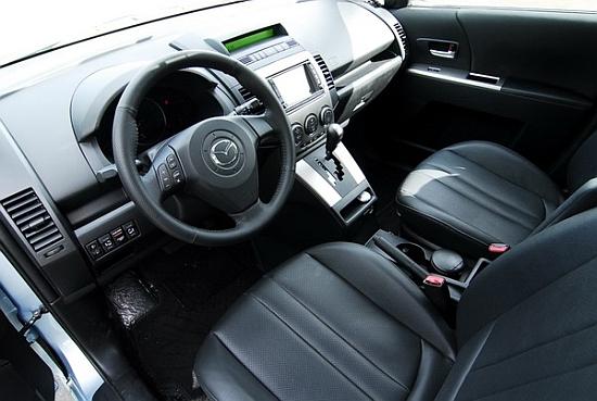 Mazda_5_七人座尊爵型
