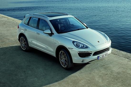 Porsche_Cayenne_S Hybrid Tiptronic