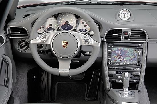 Porsche_911 Targa_4S