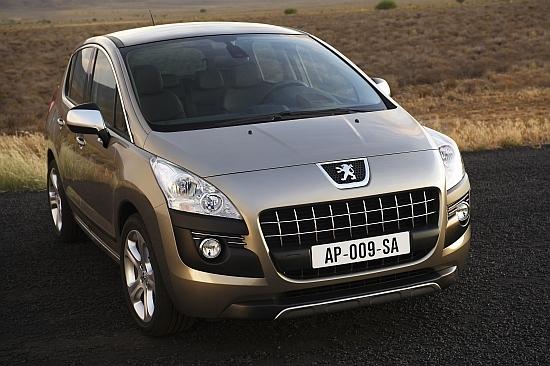 Peugeot_3008_1.6 HDi Classic