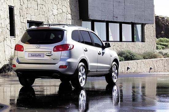 Hyundai_Santa Fe_豪華型