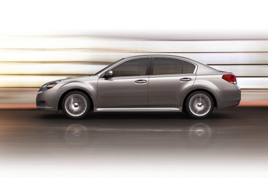 Subaru_Legacy Sedan_2.5GT
