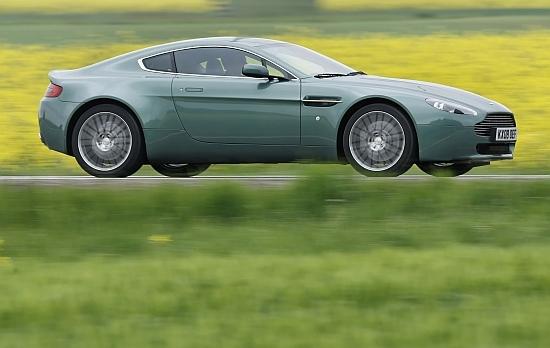 Aston Martin_Vantage_V8 Coupe