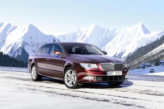 Skoda_Superb Sedan_V6 FSI