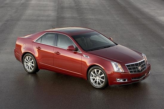 Cadillac_CTS_3.6 SIDI