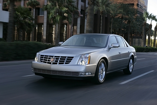 Cadillac_DTS_4.6 Platinum