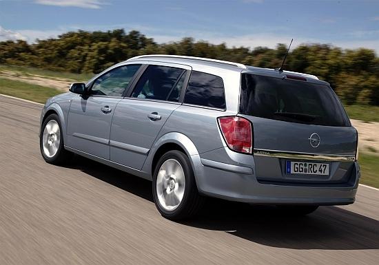 Opel_Astra Sportwagon_1.9 CDTI