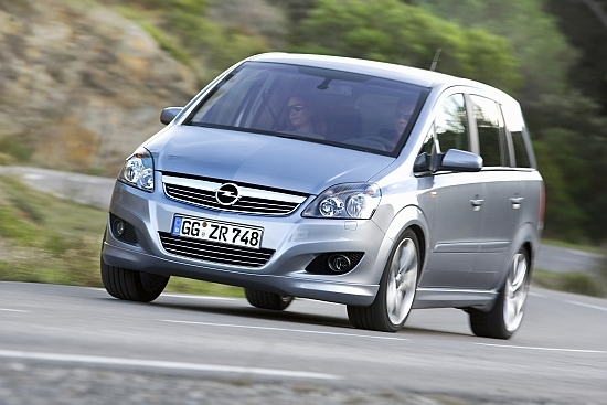 Opel_Zafira_1.8 VIP