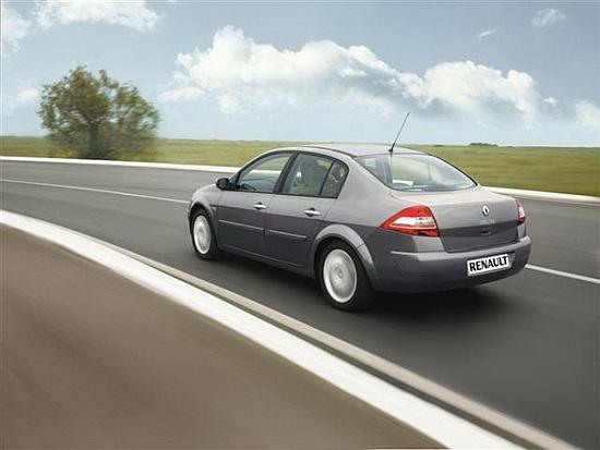 Renault_Megane Sedan_1.9 dCi