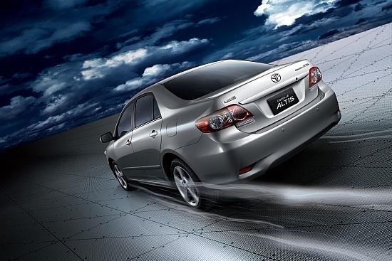 Toyota_Corolla Altis_1.8 E經典版