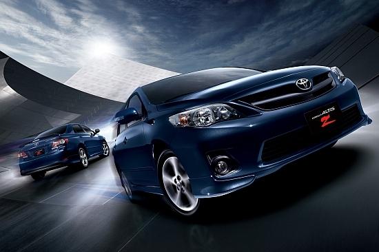 Toyota_Corolla Altis_2.0 Z
