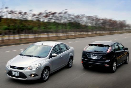 Ford_Focus 4D_Ghia 1.8豪華款