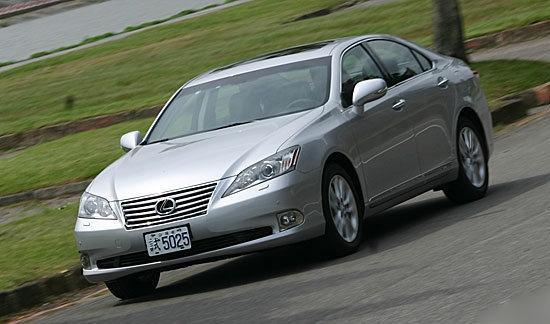 Lexus_ES_240菁英版
