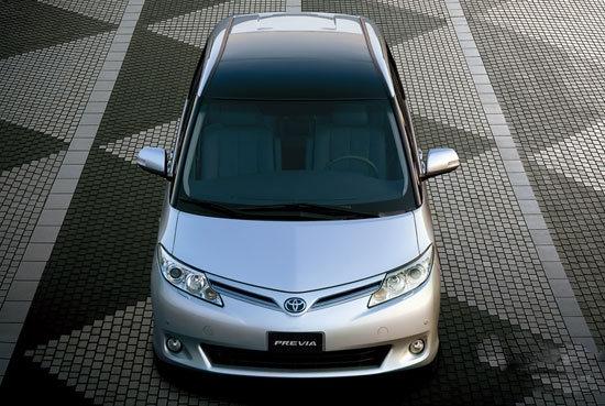 Toyota_Previa_2.4豪華版