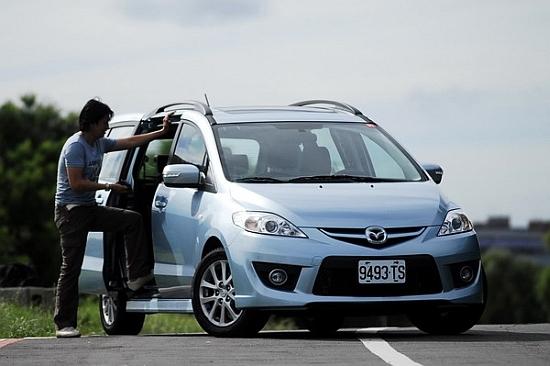 Mazda_5_七人座豪華型