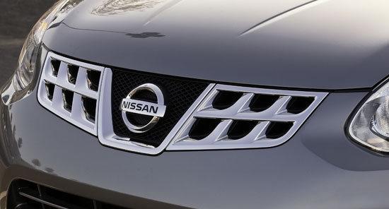 Nissan_Rogue_2.5 豪華型S+