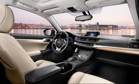 Lexus_CT_200h 頂級Navi版
