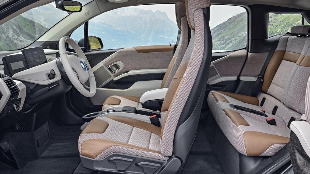 2019 BMW i3 REX
