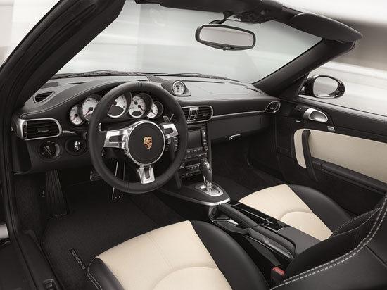 Porsche_911 Turbo_S Cabriolet
