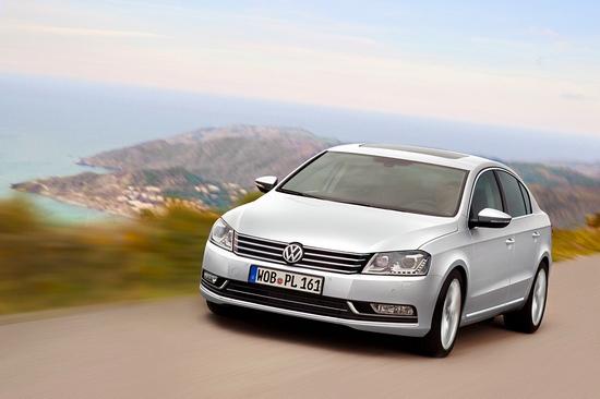 Volkswagen_Passat Sedan_2.0 TSI