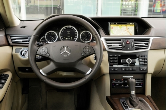 M-Benz_E-Class Sedan_E220 CDI Elegance