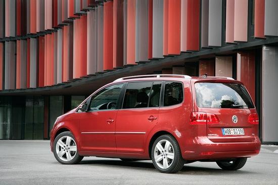 Volkswagen_Touran_1.6 TDI TL