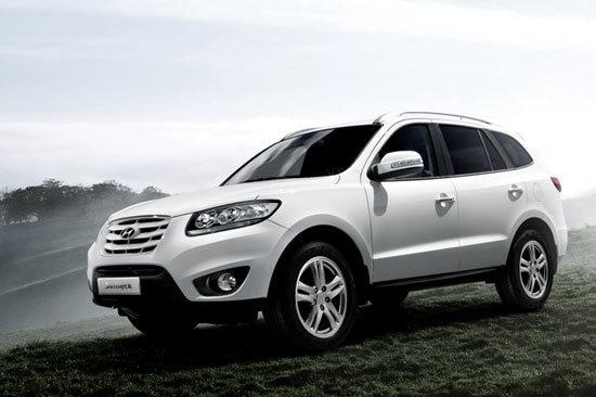 Hyundai_Santa Fe _2.2 eVGT 4WD