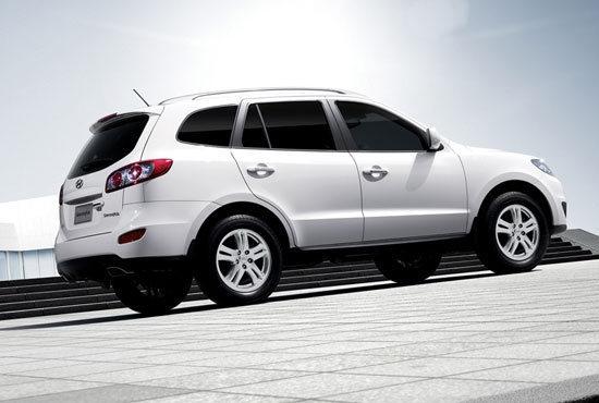 Hyundai_Santa Fe_2.2 eVGT 4WD