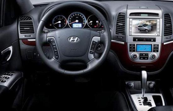 Hyundai_Santa Fe _2.2 eVGT旗艦型5人座